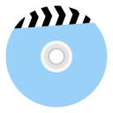 128x128px size png icon of App iDVD