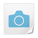 128x128px size png icon of Clipping Picture