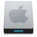 128x128px size png icon of Device Apple External