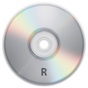 128x128px size png icon of Device CD R