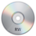128x128px size png icon of Device CD RW
