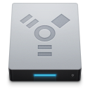 128x128px size png icon of Device FireWire HD
