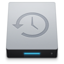 Device Time Machine Icon