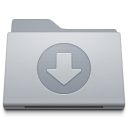 Folder Downloads Icon
