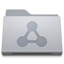 128x128px size png icon of Folder Sharepoint
