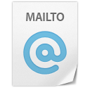 128x128px size png icon of Location Mailto