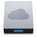 128x128px size png icon of Network iDisk