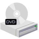ModernXP 49 DVD Disc Drive Icon