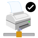 ModernXP 55 Network Printer Ok Icon