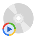 ModernXP 56 CD DVD Disc Play Icon