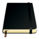 128x128px size png icon of moleskine pure 512