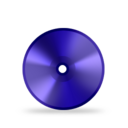 128x128px size png icon of Disk DVD Blu