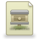 128x128px size png icon of Doc Email
