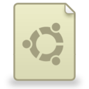 128x128px size png icon of Doc System UBT