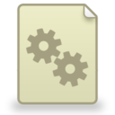 128x128px size png icon of Doc System