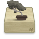 128x128px size png icon of Drive NetOff