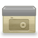 128x128px size png icon of Folder Camera