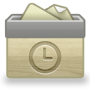 128x128px size png icon of Folder RecentDocs