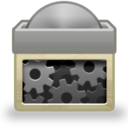 128x128px size png icon of Sys Installer
