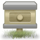 128x128px size png icon of Sys Mail