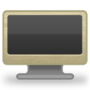 128x128px size png icon of Sys MyComputer