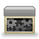 128x128px size png icon of Sys Program