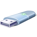 128x128px size png icon of Flash Disk