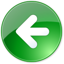 128x128px size png icon of Previous