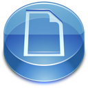 128x128px size png icon of files