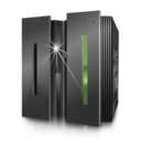 128x128px size png icon of Backup IBM Server