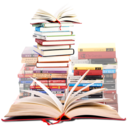 128x128px size png icon of Books 1