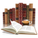 128x128px size png icon of Books 2