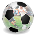 128x128px size png icon of Games Soccer