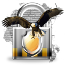 128x128px size png icon of Security