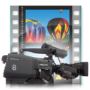 128x128px size png icon of Videos 2