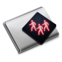 128x128px size png icon of Folder Group
