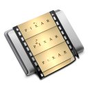 128x128px size png icon of Folder Movie