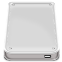 128x128px size png icon of Hard Disk Firewire