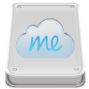 Hard Disk ME Icon