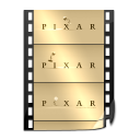 128x128px size png icon of Toolbar Regular Movie