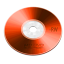 Device   Optical   HD DVD RW Icon