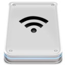 Hard Disk   Wifi Icon