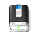 128x128px size png icon of Drive Music iPod