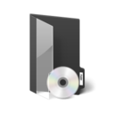 Music Folder Cd Icon
