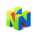 128x128px size png icon of N64 Emulator