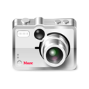 128x128px size png icon of PhotoCamera