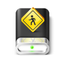 128x128px size png icon of Public Drive