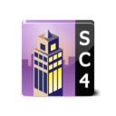 128x128px size png icon of Sim City 4