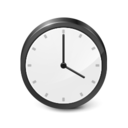 128x128px size png icon of Time