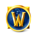 128x128px size png icon of World of Warcraft